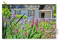 Colonial Garden1 Carry-all Pouch