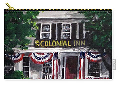 Colonial Inn Carry-all Pouch