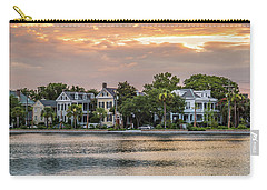 Colonial Lake Charleston Sc Carry-all Pouch