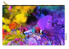 Color 102 Carry-all Pouch by Pamela Cooper