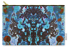 Color Abstraction Iv Carry-all Pouch