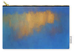 Carry-all Pouch featuring the digital art Color Abstraction Lvi by David Gordon