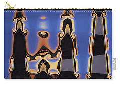 Color Abstraction Xliii Carry-all Pouch