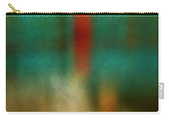 Color Abstraction Xxvi Carry-all Pouch