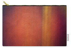 Color Abstraction Xxvii Carry-all Pouch