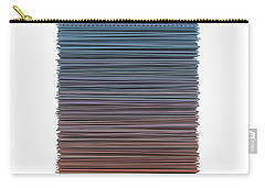 Color And Lines 4 Carry-all Pouch