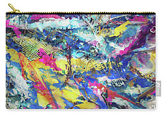 Color Burst Dynamic Carry-all Pouch