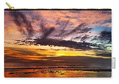 Color Burst Malibu Sunset Carry-all Pouch