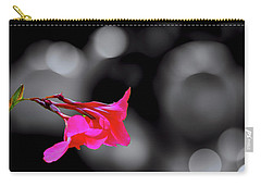 Color By Fuchsia Carry-all Pouch by Joseph Hollingsworth