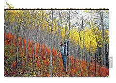 Color Fall Carry-all Pouch