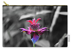 Color Flower Art Carry-all Pouch
