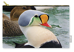 Carry-all Pouch featuring the photograph Color For Days by Stephen Flint