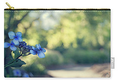 Color Me Blue Carry-all Pouch