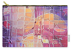 Color Odyssey Carry-all Pouch by Nancy Jolley