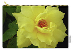 Work Of Nature Carry-all Pouch by Mikki Cucuzzo