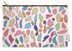 Color Pattern 1 Carry-all Pouch
