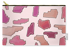 Color Pattern 2 Carry-all Pouch
