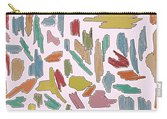 Color Pattern 5 Carry-all Pouch