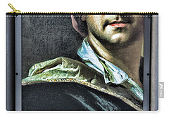Color Rigaud Musee D' Art Perpignan France Up Close  Carry-all Pouch