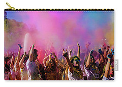 Carry-all Pouch featuring the photograph Color Sky by Okan YILMAZ