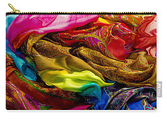 Color Storm Carry-all Pouch by Paul Wear