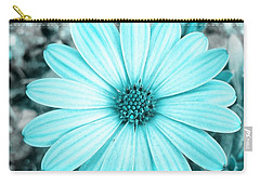 Color Trend Blue Blossom Carry-all Pouch