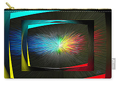 Color Tv Carry-all Pouch