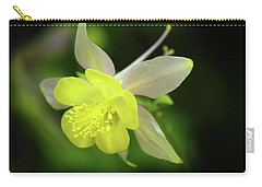 Colorado Columbine Carry-all Pouch by Marie Leslie