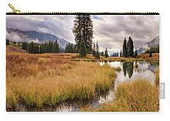 Colorado Fall Colors 3  Carry-all Pouch