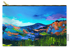 Colorado Hills Carry-all Pouch