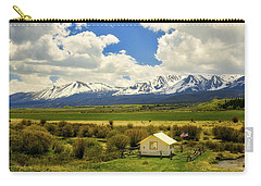 Colorado Mountain Vista Carry-all Pouch by L O C