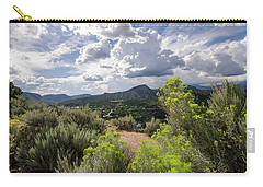 Carry-all Pouch featuring the photograph Colorado Summer by Margaret Pitcher