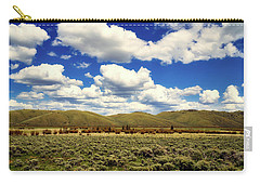 Colorado Vista Carry-all Pouch by L O C