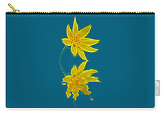 Colorado Wildflower Carry-all Pouch