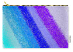 Colorful 3 Carry-all Pouch by Linda Velasquez