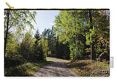 Carry-all Pouch featuring the photograph Colorful Adventure by Kennerth and Birgitta Kullman