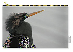 Colorful Anhinga Carry-all Pouch