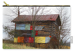 Colorful Barn Carry-all Pouch