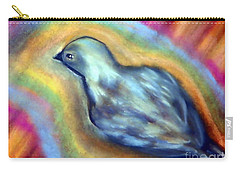 Colorful Bird On Deck Carry-all Pouch