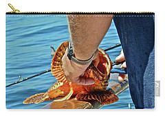 Colorful Catch Carry-all Pouch