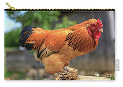 Colorful Chicken Carry-all Pouch