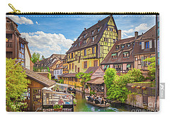 Colorful Colmar Carry-all Pouch