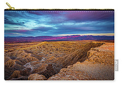 Colorful Desert Sunrise Carry-all Pouch