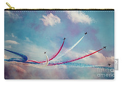 Colorful Carry-all Pouch by Giuseppe Torre