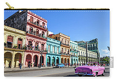 Colorful Havana Carry-all Pouch