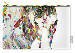 Colorful Horse Carry-all Pouch