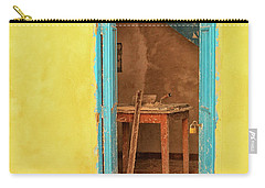Colorful House  Carry-all Pouch
