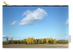 Colorful Landscape Carry-all Pouch