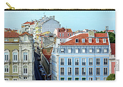 Colorful Lisbon Carry-all Pouch