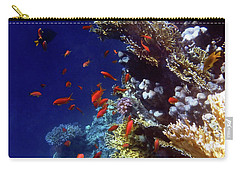 Colorful Lyretail Anthias Carry-all Pouch